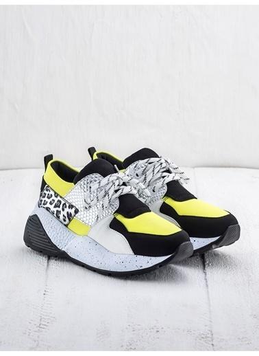 Elle Sneakers Sarı